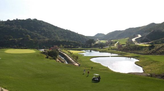 Tramores Course - Villa Padierna has got some of the top golf course around Costa Del Sol