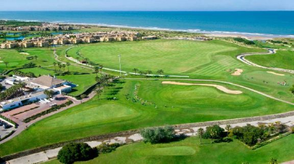Costa Ballena Ocean Golf Club hosts several of the most popular golf course near Costa de la Luz