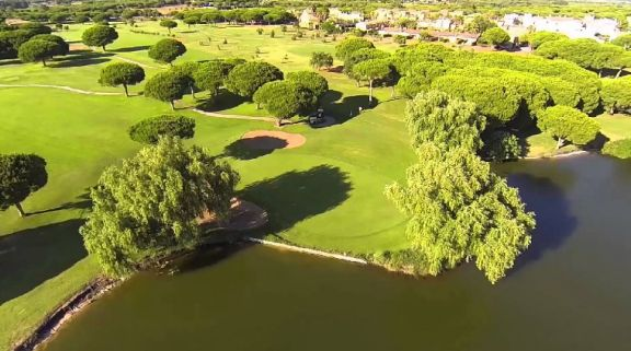 All The Novo Sancti Petri Golf 's lovely golf course in magnificent Costa de la Luz.