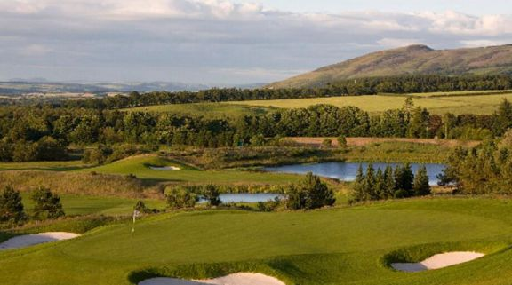 The PGA Centenary - Gleneagles hosts some of the finest golf course within Scotland