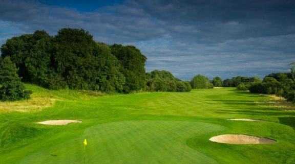 All The Galgorm Castle Golf Club's impressive golf course situated in breathtaking Northern Ireland.