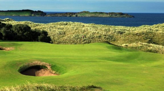 Royal Portrush Golf Club features several of the finest golf course in Northern Ireland