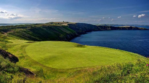 View Old Head Golf Links's impressive golf course within incredible Southern Ireland.