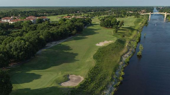 View Grande Dunes Golf's picturesque golf course situated in fantastic South Carolina.