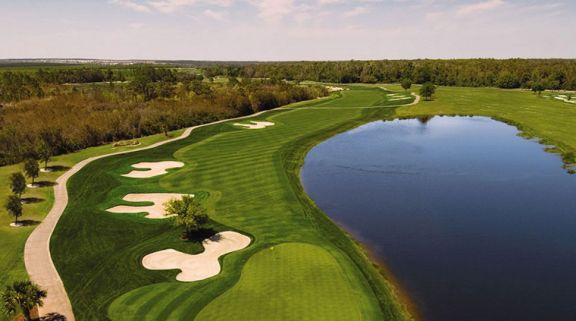 All The Omni Orlando Resort Golf's scenic golf course in sensational Florida.