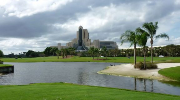 Hawk's Landing Golf Course provides among the most desirable golf course around Florida