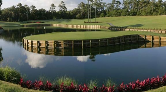 TPC Sawgrass Golf has some of the most desirable golf course around Florida