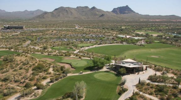 All The We-Ko-Pa Resort Golf's impressive golf course within sensational Arizona.