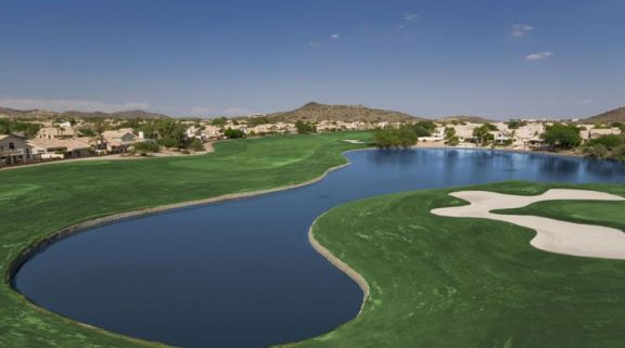 Foothills Golf Club includes some of the leading golf course around Arizona