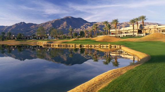 La Quinta Resort Golf boasts among the leading golf course in California