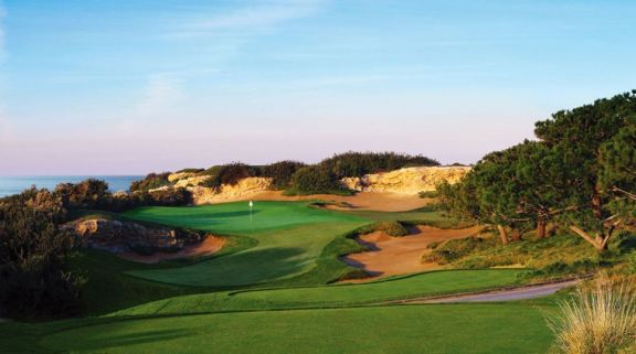 Pelican Hill Golf Club features some of the finest golf course in California