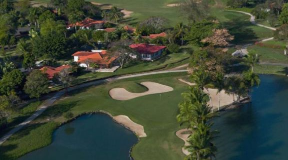 Casa De Campo Golf - The Links Course features lots of the top golf course in Dominican Republic