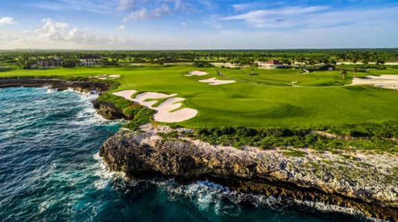View Puntacana Golf Club - Corales Course's impressive golf course in impressive Dominican Republic.