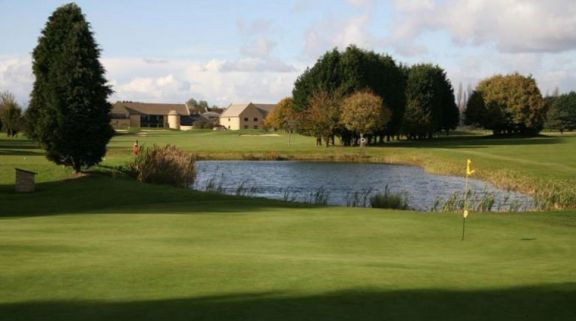 Bicester Golf Club has got several of the top golf course in Oxfordshire