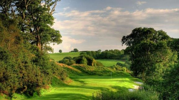 St Mellion Golf Club provides several of the top golf course within Devon