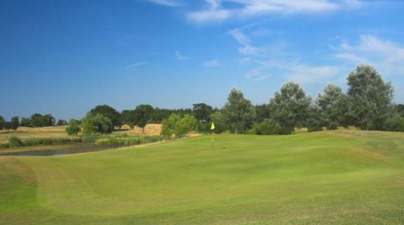 All The Wokefield Estate Golf Club's impressive golf course situated in gorgeous Berkshire.