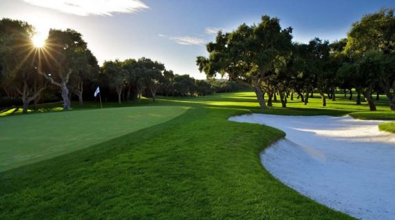 San Roque Club - Old Course offers several of the most excellent golf course within Costa Del Sol