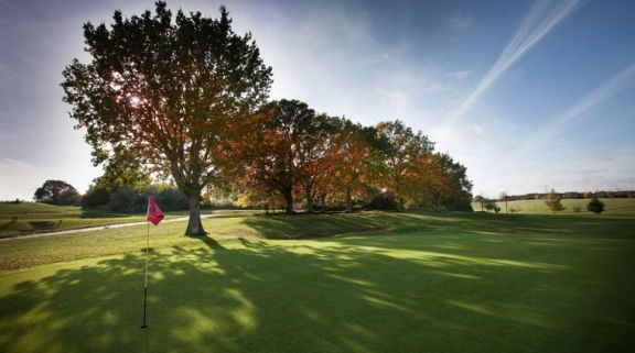 Barnham Broom Golf an excellent golf course in Norfolk