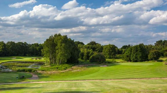 View Thorpeness Golf Club's impressive golf course within incredible Suffolk.