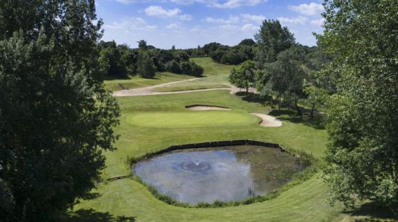 View Ufford Park Woodbridge Golf's beautiful golf course situated in impressive Suffolk.