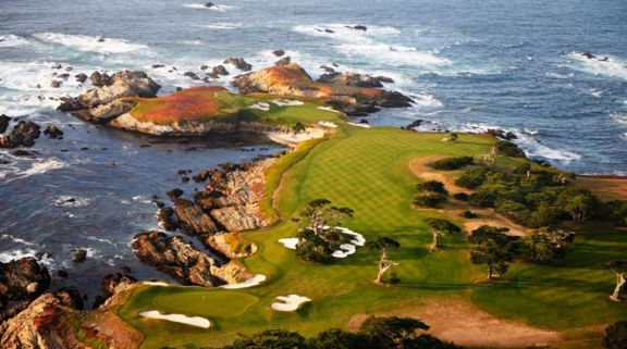 Cypress Point Club consists of several of the finest golf course within California