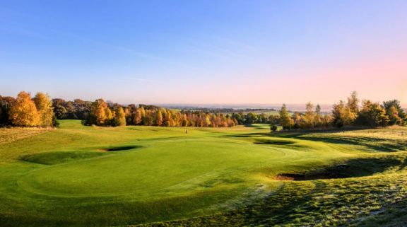 View Gog Magog Golf Club's beautiful golf course within stunning Cambridgeshire.