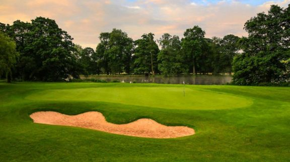 Kedleston Park Golf Club has some of the preferred golf course in Derbyshire