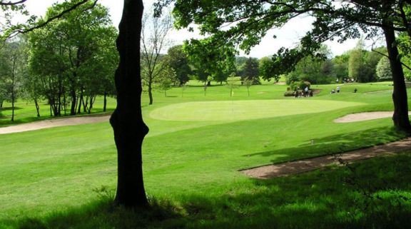 Chesterfield Golf Club offers several of the most excellent golf course within Derbyshire