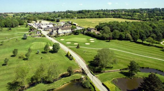 Horsley Lodge Golf Club hosts several of the preferred golf course near Derbyshire