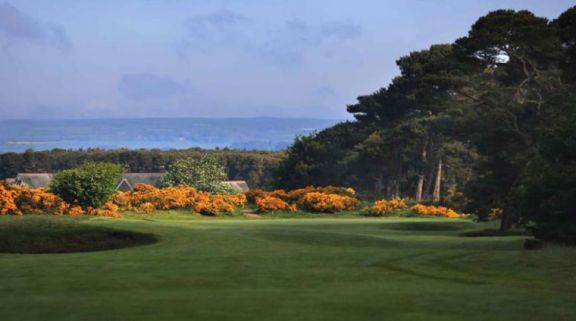 Ganton Golf Club has several of the most popular golf course near Yorkshire