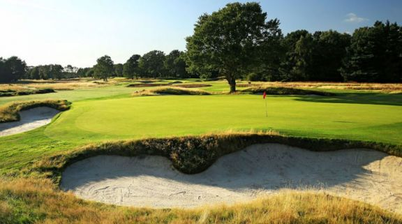 View Alwoodley Golf Club's picturesque golf course within sensational Yorkshire.