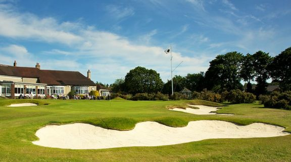 View Moortown Golf Club's lovely golf course within spectacular Yorkshire.