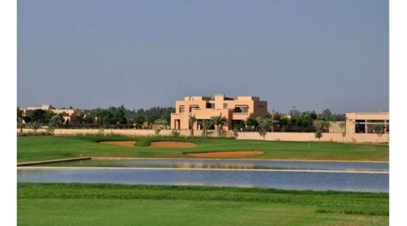 The Al Maaden Golf Resort's lovely golf course within impressive Morocco.