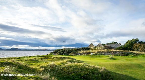 All The Fortrose & Rosemarkie Golf Club's picturesque golf course within gorgeous Scotland.