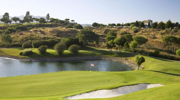 La Cala Asia Golf Course includes several of the leading golf course near Costa Del Sol