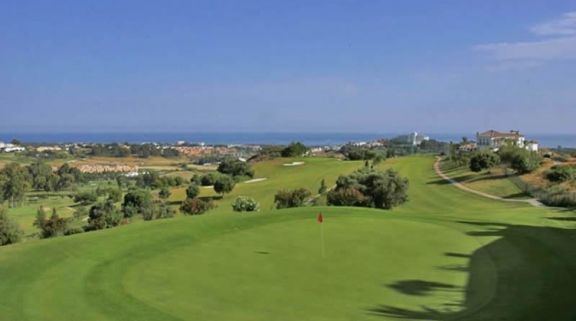 All The Atalaya Old Course's scenic golf course in sensational Costa Del Sol.