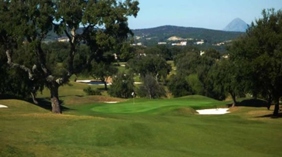 San Roque Club - New Course consists of among the preferred golf course around Costa Del Sol