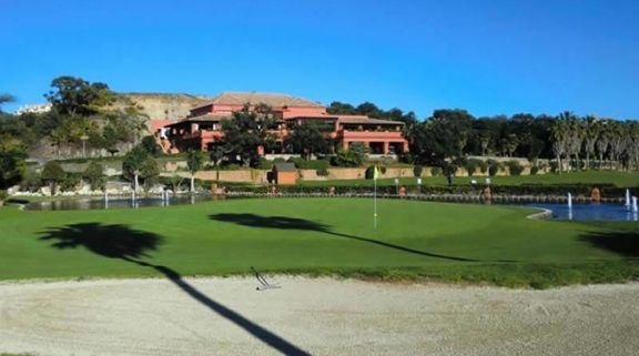 View Santa Clara Golf Club's picturesque golf course in marvelous Costa Del Sol.