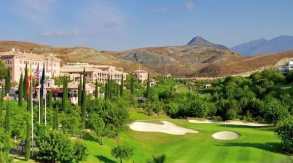 Los Flamingos Golf Course has got some of the most excellent golf course within Costa Del Sol