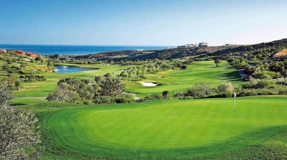 Finca Cortesin Golf Club has got among the finest golf course in Costa Del Sol