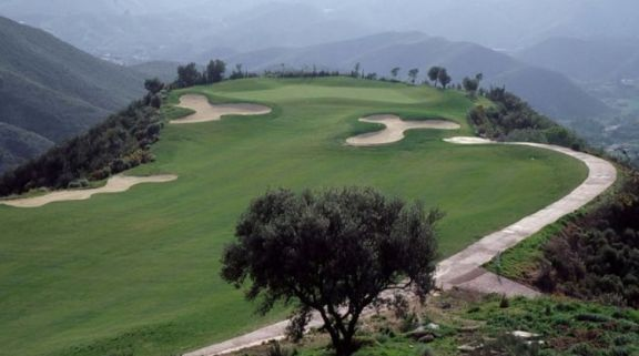 View Alhaurin Golf Course's beautiful golf course situated in marvelous Costa Del Sol.