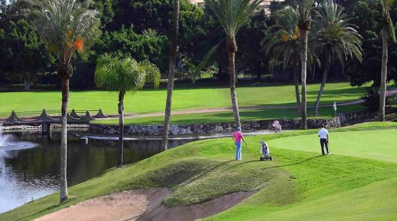 Torrequebrada Golf Club, offers lots of the top golf course within Costa Del Sol