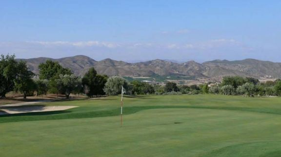 View Lauro Golf Club's picturesque golf course situated in fantastic Costa Del Sol.