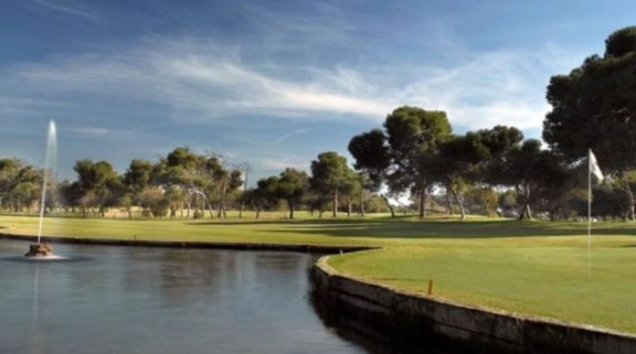 Parador de Malaga Golf has among the most excellent golf course around Costa Del Sol