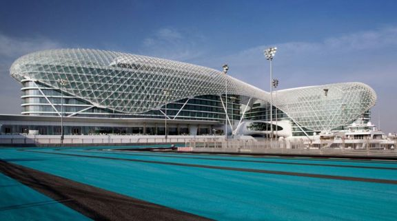 View Yas Viceroy Abu Dhabi's scenic resort within incredible Abu Dhabi.