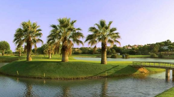 Pinheiros Altos Golf Club consists of several of the most popular golf course in Algarve