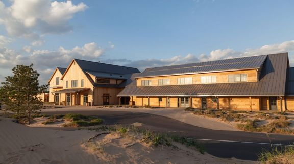 Sand Valley Lodge