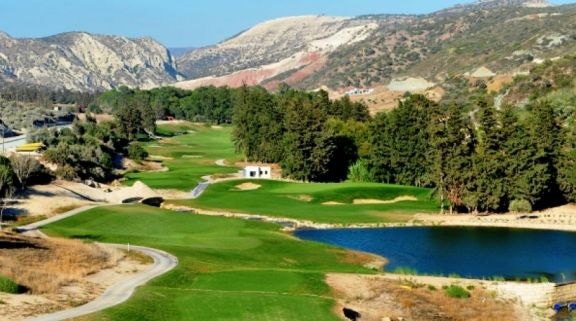 All The Secret Valley Golf Club's impressive golf course situated in staggering Paphos.