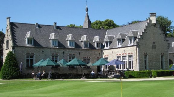 Brabantse Golf has among the premiere golf course around Brussels Waterloo & Mons