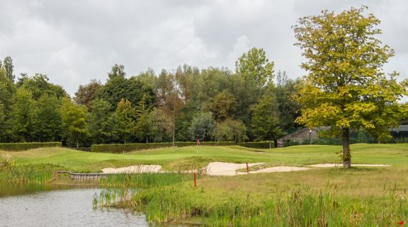 View Damme Golf & Country Club's beautiful golf course within spectacular Bruges & Ypres.